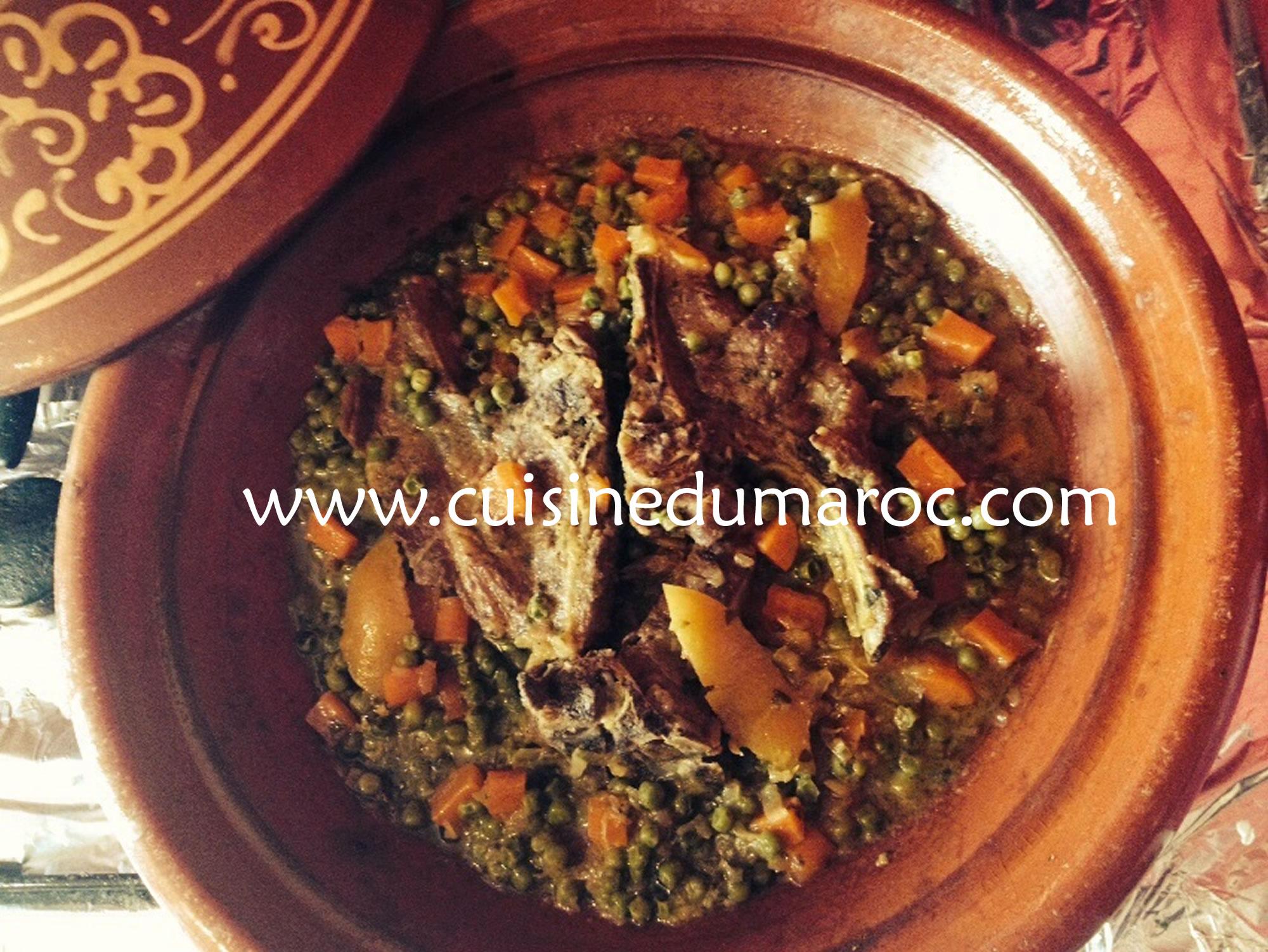 La cuisine marocaine for Cuisine orientale