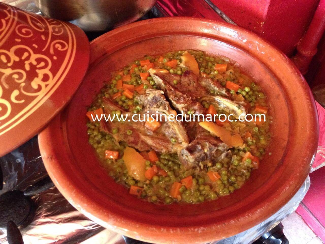 Tajine marocain poulet the image kid for Cuisine marocaine