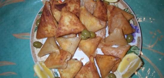 briouates-au-fromage-de-chevre