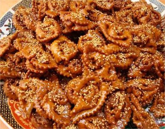 Zlabia du ramadan, recette de Zlabia marocaine