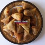 Ramadan : Briouats à la pâte d'amandes