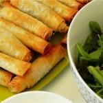 Specialité Ramadan : Cigares aux Légumes