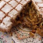 Pastilla aux poulets, bastila bedjaj بسطيلة بالدجاج