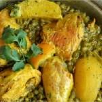 Ramadan : Tajine aux cuisses de poulet