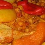 Spécialité Ramadan : Nwassar au poulet