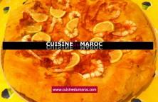pastilla-aux-fruits-de-mer-bestila-marocaine