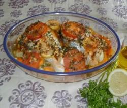 cuisinedumaroc-poisson_au_four