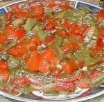 cuisinedumaroc-poivrons-frites
