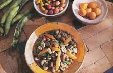 cuisinedumaroc-salade_de_feves_fraiches