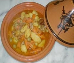 cuisinedumaroc-tajine_legumes
