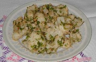 cuisinedumaroc_salade_chou_fleur_persil