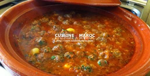 recette plat arabe facile