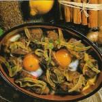 Recette de Sauté de mouton aux citrons confits