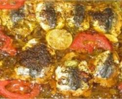 sardine-au-four