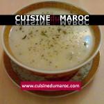 Soupe à l'orge, belboula, حساء الشعير