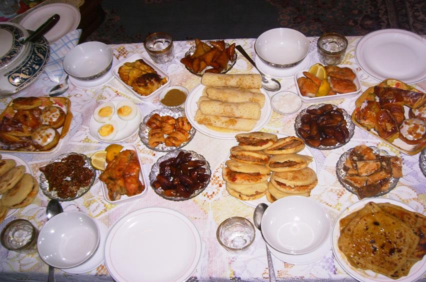 cuisine marocaine ramadan 2015