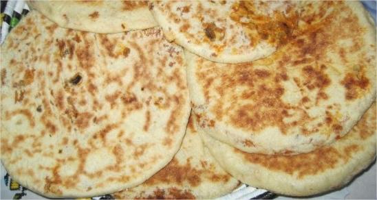 Batbout marocain - Cuisine de choumicha recette de batbout ...