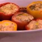 Vidéo Choumicha : Légumes farcis aux œufs et à la Feta