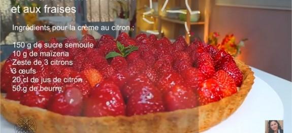 choumicha-tarte-citron-fraises-a-la-creme