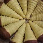 Cornet aux cacahuètes