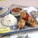 Vidéo Choumicha : Brochettes de poulet