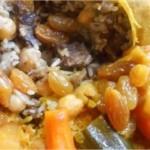 Couscous au bakbouka