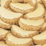 Gateaux à la crème et aux cacahuètes