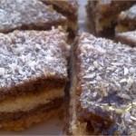 Gâteaux losange