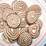 Gâteaux spirales