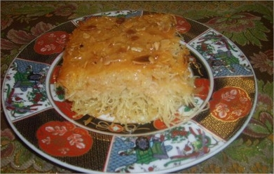 konafa-marocaine-traditionnelle