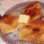msemen El mafrou9a – au beurre et grains de fenouil