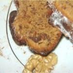 Pain traditionnel aux dattes et noix