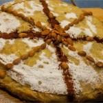 Pastilla facile à la viande hachée, بسطيلة بالكفتة