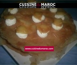 pastilla-mousse-vanille-ananas-caramelise