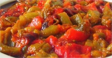 poivrons-frits