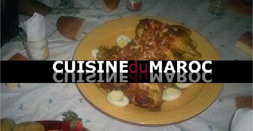 poulet-farci-aux-couscous-et-fruit-sec