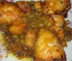 poulets-mhamer- farci-viande-hachee