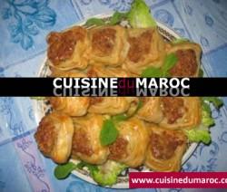recette-de-feuilletes-au-poulet