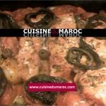 Recette de tajine de saumons au four