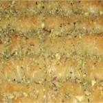 Rouleaux de baklawa