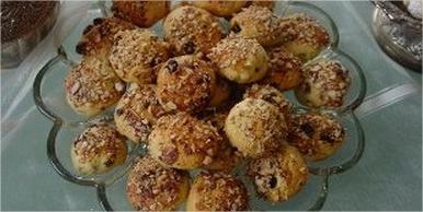 sables-amandes-raisins-secs