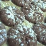 Sablés au chocolat chicorée