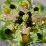 Salade fraicheur d'été