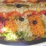 Salade Marocaine composée