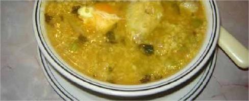 soupe-de-poulet-au-boulgour