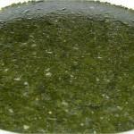 Soupe molokhia egyptienne