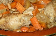 tajine-de-poulet-aux-champignons-carottes-creme