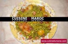 tajine-de-poulet-aux-petits-pois-haricots