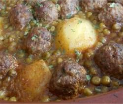 tajine-viande-hachee-patates-petits-pois
