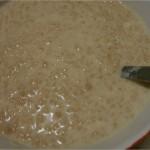 Tchicha, la soupe de blé